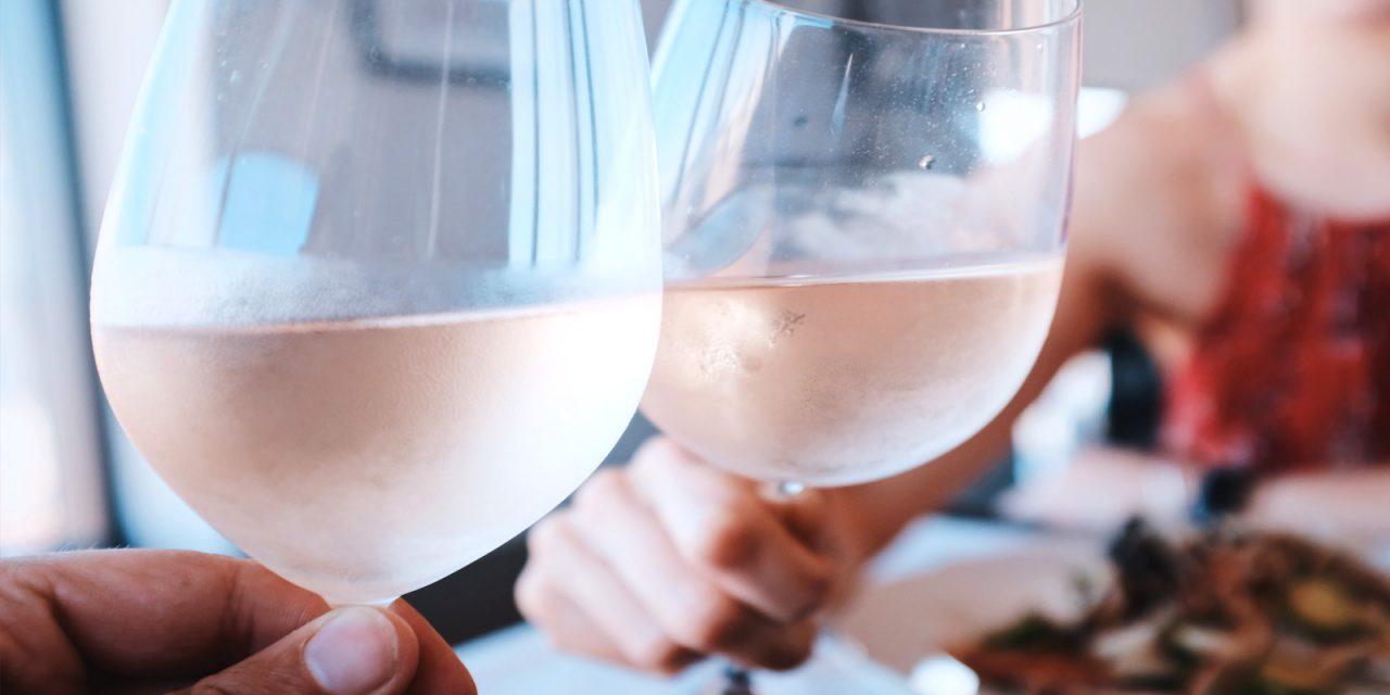 Zalety wina różowego