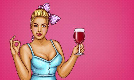 Czy wino tuczy?