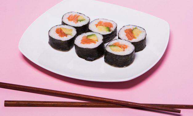 Sushi Ambasadora kuchni japońskiej
