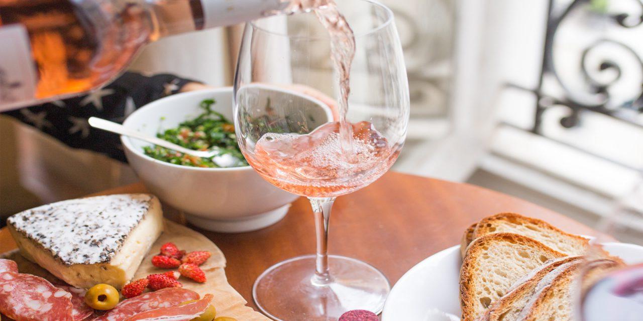 10 przykazań idealnego łączenia jedzenia z winem