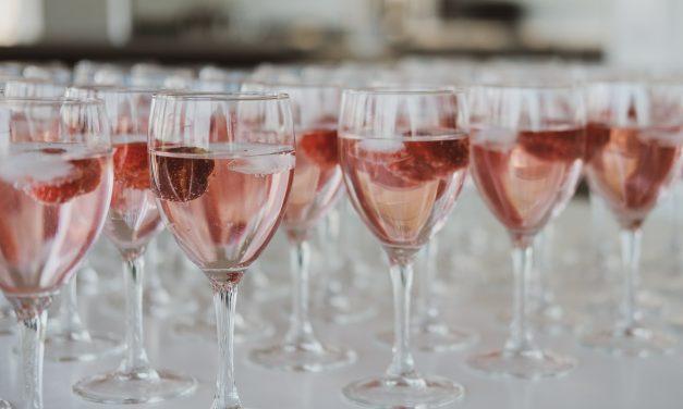 Aromaty w winach różowych