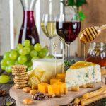 Sery i wino