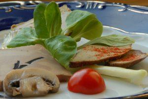 jej wysokość foie gras